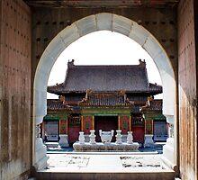 Tomb of Empress Dowager Cixi by Karen Millard