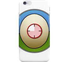 Egg and Timer [Big] iPhone Case/Skin