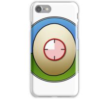 Egg and Timer [Big] iPhone Case/Skin