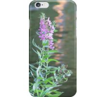 Flower on the Water iPhone Case/Skin