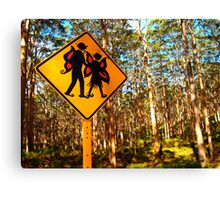 """Forest Elves"" Western Australia Canvas Print"