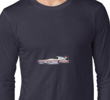 Spaceship [Big] Long Sleeve T-Shirt