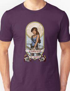 Tomb Raider Art Nouveau T-Shirt