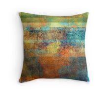 Abstract Composition #1 – July 3, 2010  Throw Pillow