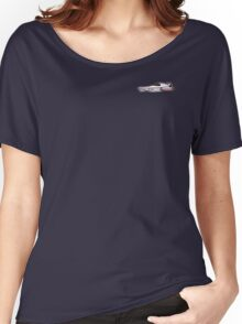 Spaceship [Small] Women's Relaxed Fit T-Shirt