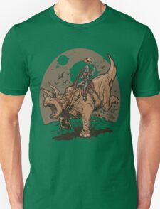 Triceratops CowBot Unisex T-Shirt