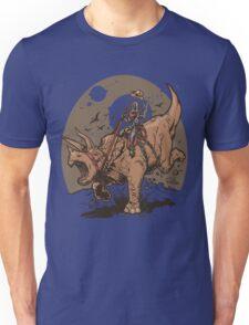 Triceratops CowBot Unisex T-Shirt