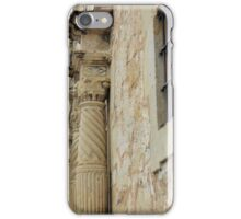 Alamo at an angle. iPhone Case/Skin