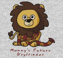 Mommy's Future Gryffindor Kids Clothes