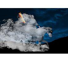Smokey Knight Photographic Print
