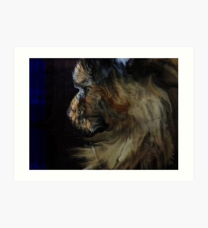 Spirits within Art Print