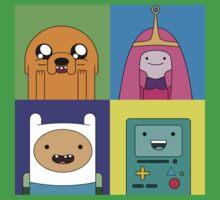 Adventure Time Pop Art Kids Clothes