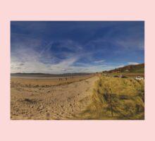 Lisfannon Beach, Fahan, County Donegal, Equirectangular  One Piece - Long Sleeve