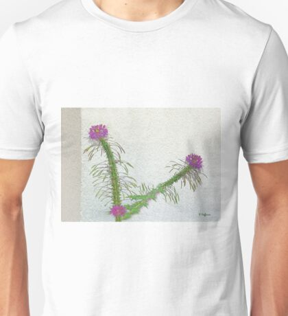 Abstract for Fall Unisex T-Shirt