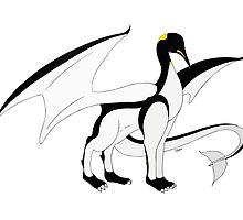 The Penguin-Dragon (Lastest evolution) by studinano