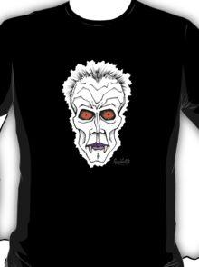Vampire Zombie Head T-Shirt
