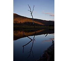 Calm afternoon. Photographic Print