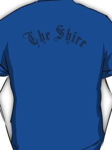 The Shire , Arched type T-Shirt
