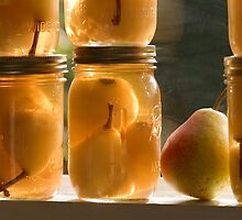 Canned Pears by George Robinson