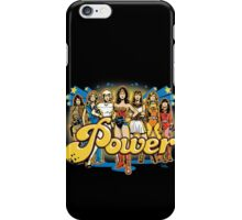 Women of 70s TV - POWER! iPhone Case/Skin