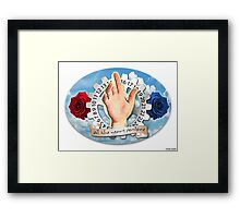 All The Years Combine Framed Print