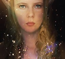Elven Galaxy Fey Profile by Naomi Shingler