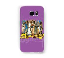 SuperWomen of the 70s - DyNoMite! Samsung Galaxy Case/Skin
