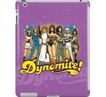 SuperWomen of the 70s - DyNoMite! iPad Case/Skin