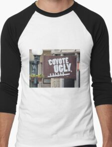 Coyote Ugly. Men's Baseball ¾ T-Shirt
