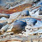 Beneath the Surface..... by Kathie Nichols