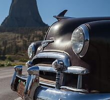 Alice At Devil's Tower by LizLeggettPhoto