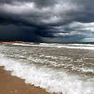 '' Storm Approaching York Peninsular  '' by helmutk