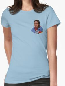Elaine - I've Become George Womens Fitted T-Shirt