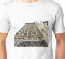 Tall pretty building. Unisex T-Shirt
