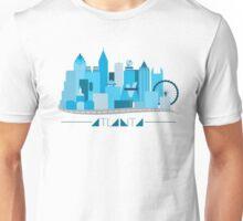 Δ T L Δ N T Δ // B L U E Unisex T-Shirt