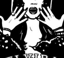 Elvira is my Homegirl Sticker