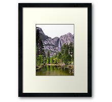 yosemite serenite Framed Print