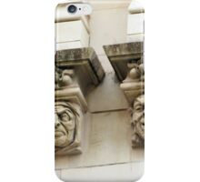 Creepy detail. iPhone Case/Skin