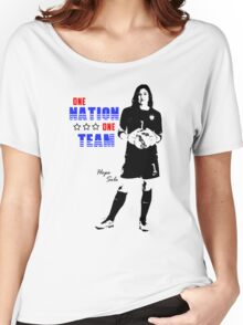 One Nation, One Team - Hope Solo Edition Women's Relaxed Fit T-Shirt