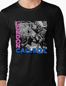 London Callbox Long Sleeve T-Shirt