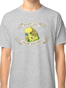 Poop On Your Enemies Classic T-Shirt