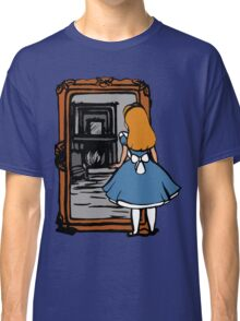 Alice - Through The Looking Glass Classic T-Shirt