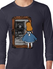 Alice - Through The Looking Glass Long Sleeve T-Shirt