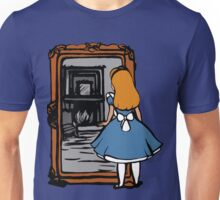 Alice - Through The Looking Glass Unisex T-Shirt