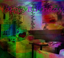 Cards Happy Birthday! by Vitta