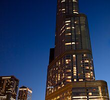 Trump International Hotel & Tower - Chicago by eegibson