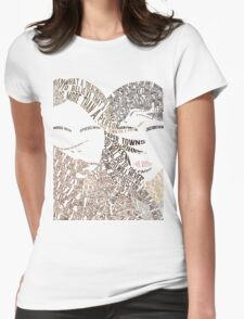Paper Towns Movie Poster Typography (1 of 7) T-Shirt