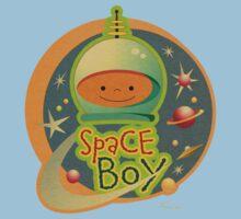 Space Boy! One Piece - Short Sleeve
