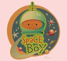 Space Boy! Baby Tee