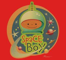 Space Boy! Kids Tee